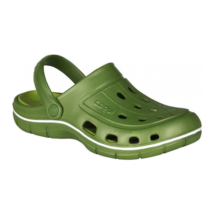 Сабо Coqui 6351 Kale Green 43