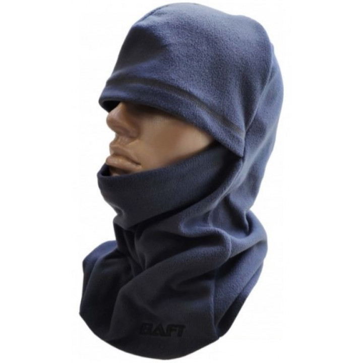 Шапка-маска флисовая black BAFT XL