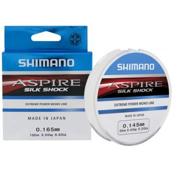 Леска Shimano Aspire Fluo Ice 30m 0,105mm