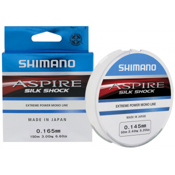 Леска Shimano Aspire Silk S Ice 50m 0,18mm