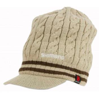 Шапка Shimano Breath Hyper +°C Knit Cap ц:pel.beige