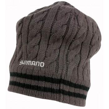 Шапка Shimano Breath Hyper +°C Flieece Knit ц:black