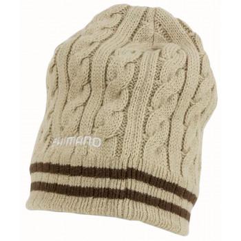 Шапка Shimano Breath Hyper +°C Flieece Knit ц:pel.beige