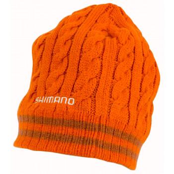 Шапка Shimano Breath Hyper +°C Flieece Knit ц:burnt red