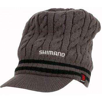 Шапка Shimano Breath Hyper +°C Knit Cap ц:black