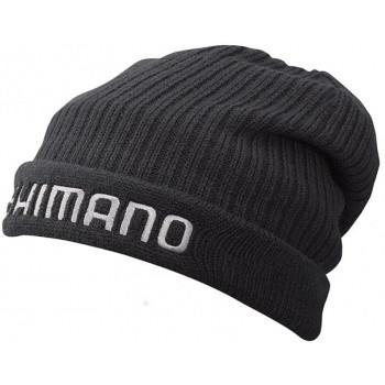 Шапка Shimano Breath Hyper +°C Fleece Knit 18 ц:black
