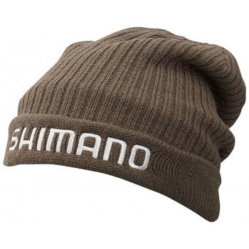 Шапка Shimano Breath Hyper +°C Fleece Knit 18 ц:cacao brown