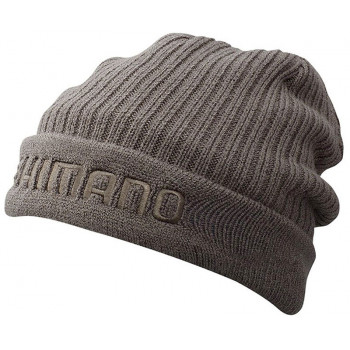 Шапка Shimano Breath Hyper +°C Fleece Knit 18 ц:charcoal