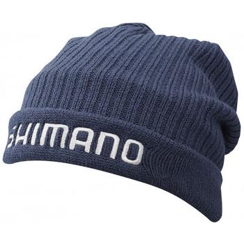 Шапка Shimano Breath Hyper +°C Fleece Knit 18 ц:indigo