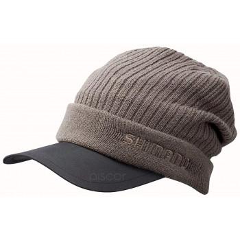 Шапка Shimano Breath Hyper +°C Knit Cap 18 ц:charcoal