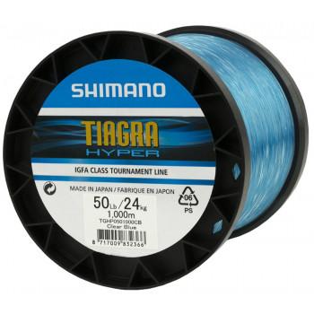 Леска Shimano Tiagra Hyper Trolling 1000m 0.68mm 50lb/24kg