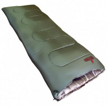 Спальный мешок-одеяло Totem Woodcock XXL молния справа