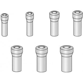 Втулка для резинки Stonfo 3-0 PTFE Tip Bushes 2.0мм
