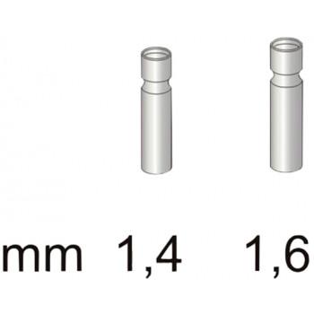 Втулка для резинки Stonfo 3-1 Metal Tip Guides 1.6мм