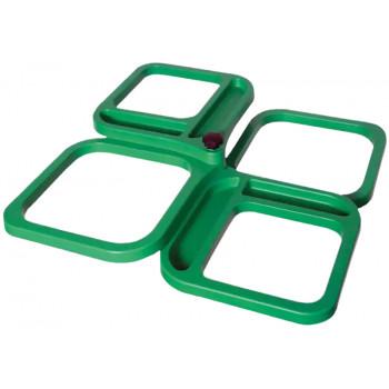 Столик Stonfo 366-3 Folding Bait Tray 4 P для 4-х коробок