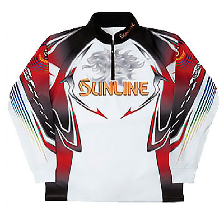Реглан Sunline Prodry Zip-Up STW-5519CW M ц:белый