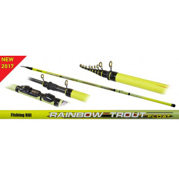 Удилище Fishing ROI Rainbow Trout 4.8-3.8m